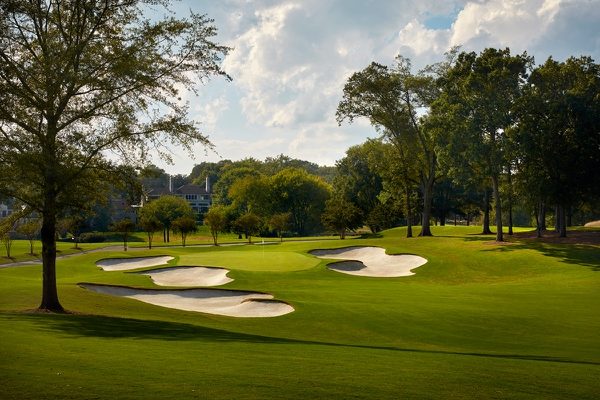 PGA Championship 2017 Hole By Hole Tour Of Quail Hollow