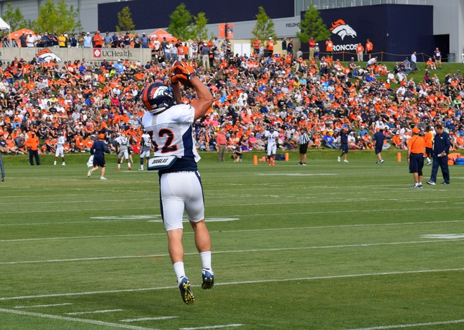 Andy Janovich ready to be heavily involved in Broncos offense ...